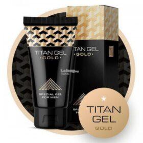 Gel titan gold giúp tăng kích thước dương vật vượt trội