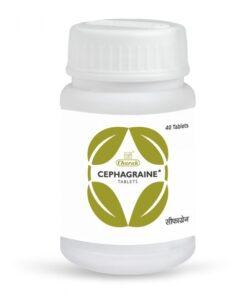 Cephagraine điều trị đau nửa đầu