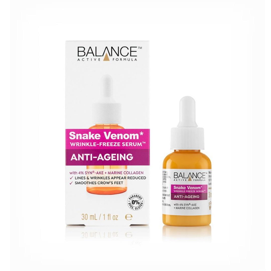 Serum Chống Lão Hóa Balance Snake Venom Wrinkle Freeze