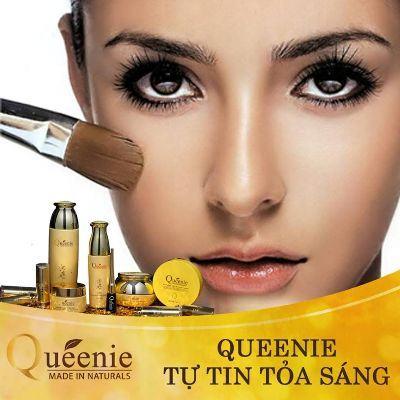 Bộ trang điểm Queenie Nutri Make up