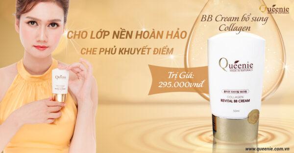Kem BB Queenie Nutri Collagen Revital 50ml