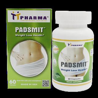 PADSMIT- Giảm cân giảm mỡ bụng