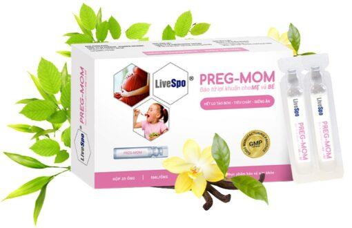bào tử lợi khuẩn premom