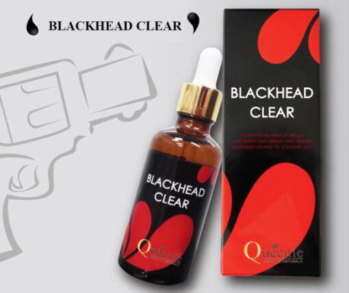 Tinh chất đặc trị mụn đầu đen Queenie AC Pure Blackhead Clear