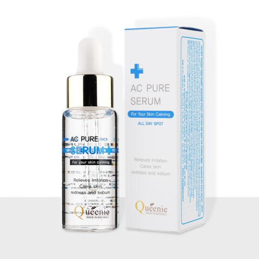 Tinh chất đặc trị mụn - tái tạo & phục hồi bề mặt da Queenie AC Pure 20ml