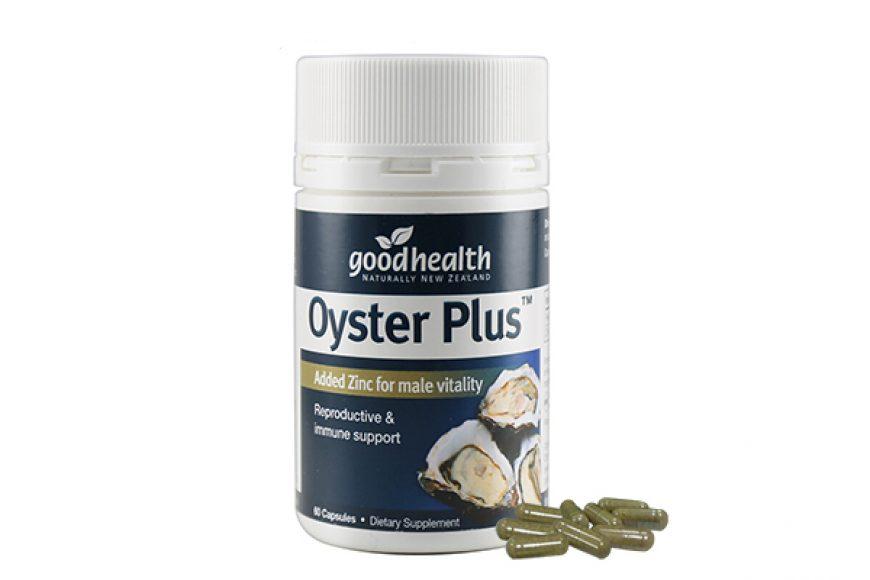 Tinh chấu hàu Oyster Plus bổ sung kẽm tăng cường sinh lý nam