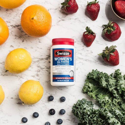 vitamin tổng hợp cho nữ