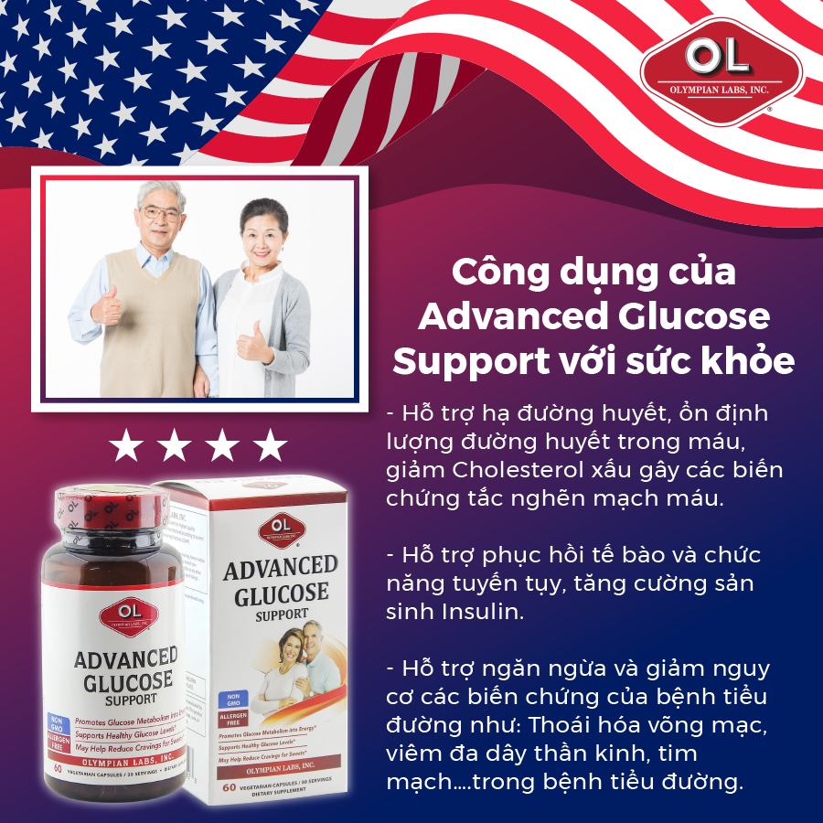 advanced glucose support
