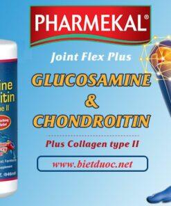 Chai Joint Flex Plus Glucosamine & Chondroitin Pharmekal 946ml giảm đau xương khớp nhanh chóng