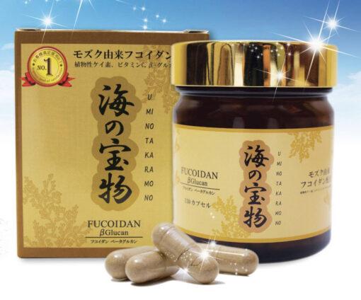 thuốc fucoidan umino takaramono