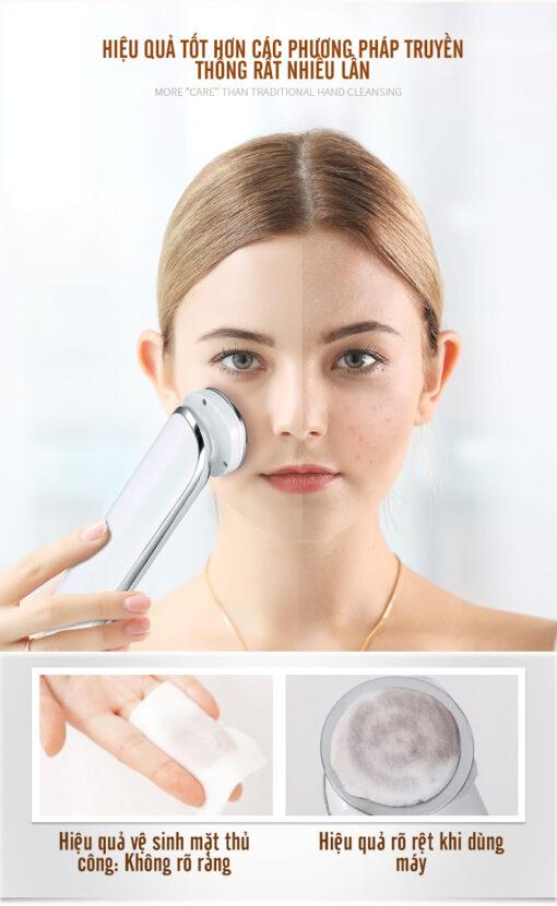 máy chăm sóc da mặt k skin