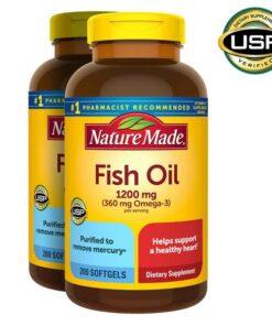 Nature Made Fish Oil Omega 3