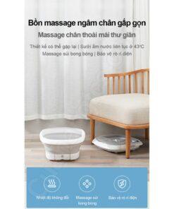 Máy massage chân Leravan LF-ZP008