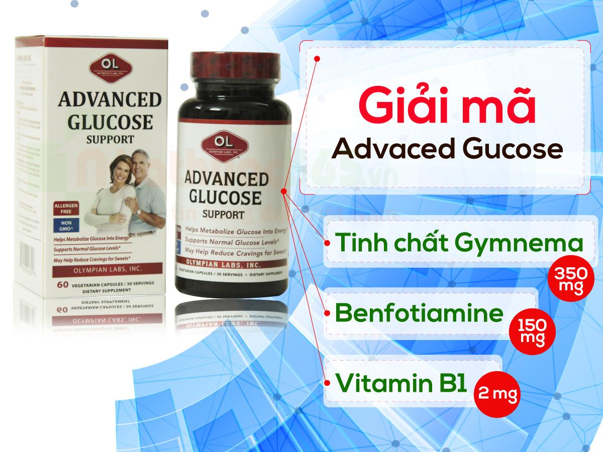 Advanced Glucose có tốt không