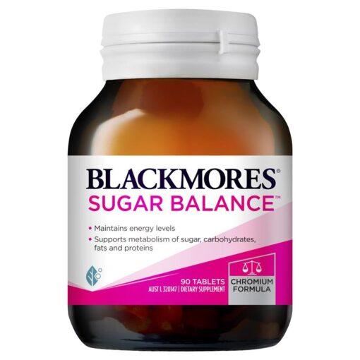 blackmores sugar balance có tốt không