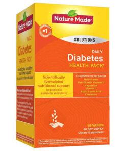 thuốc tiểu đường nature made