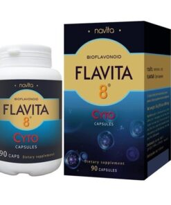 Flavita 8 Cyto Navita - Flavonoid phòng chống Ung thư