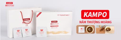 review ngừa và hỗ trợ điều trị ung thư nấm thượng hoàng kampo Nhật Bản