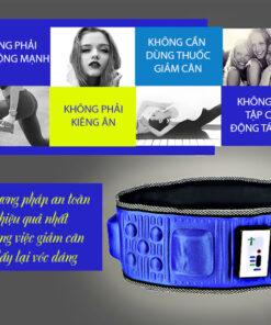 hướng dẫn sử dụng đai massage giảm mỡ bụng x5