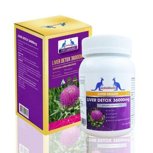 liver detox AuGoldHealth úc