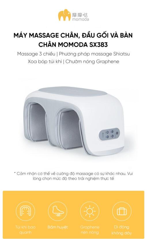 Máy massage chân SX383
