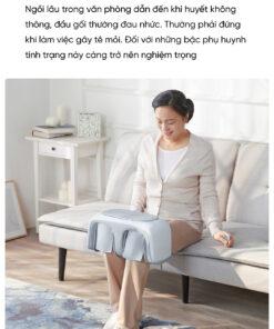 máy massage chân đầu gối