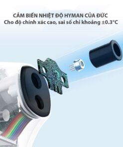 nhiệt kế Berrcom