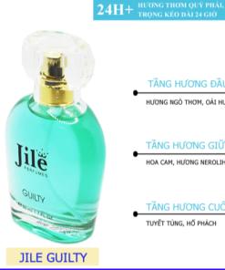 Nước hoa nam Jile Guilty 50ml