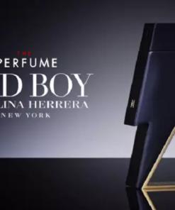Nước Hoa Nam Carolina Herrera Bad Boy EDT 100ml