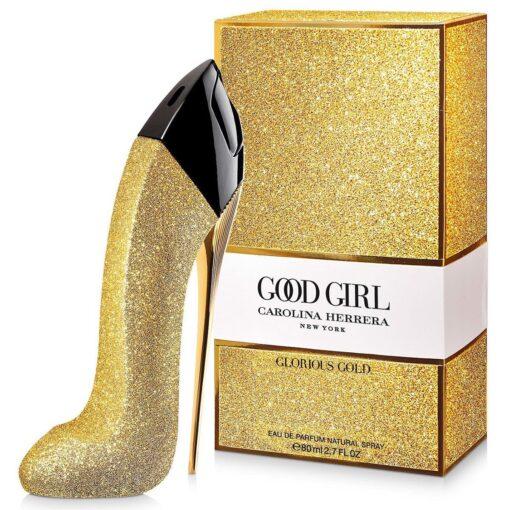 Nước Hoa Nữ Carolina Herrera Good Girl Glorious Gold 80ml