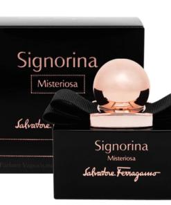 Nước Hoa Nữ Salvatore Ferragamo Signorina Misteriosa EDP 100ml