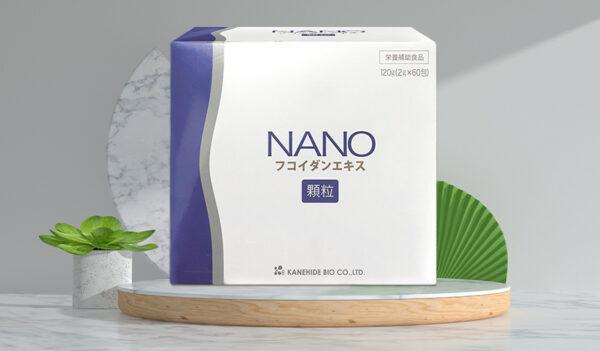 Nano Fucoidan Kanehide Bio Nhật Bản 60 gói - phòng và hỗ trợ điều trị ung thư cho hiệu quả nhanh