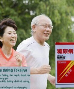 Viên uống Tokaijyo điều trị bệnh tiểu đường của Nhật Bản