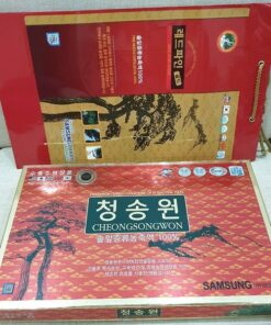 Tinh Dầu Thông Đỏ Cheongsongwon SamSung Hàn Quốc 180 viên