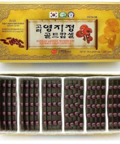 Viên linh chi KGS Hàn Quốc