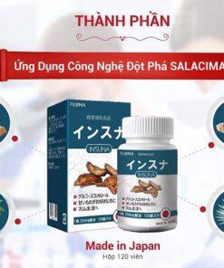 thuốc insuna Nhật Bản