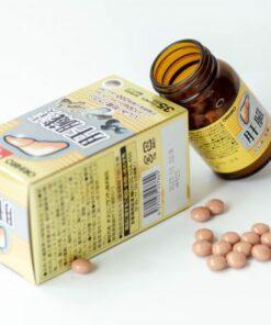 Viên uống bổ gan Shijimi Orihiro Nhật Bản 70 viên