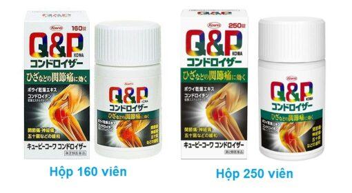 Viên uống bổ khớp QP Kowa của Nhật Bản