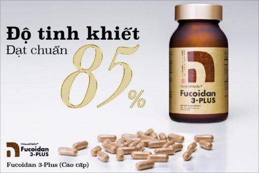 fucoidan 3 plus giá bao nhiêu