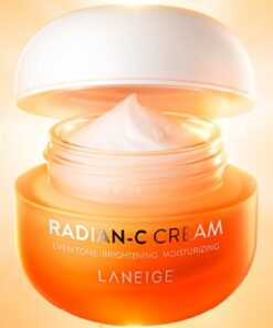 Kem dưỡng trắng da giữ ẩm Laneige Radian-C Cream 50ml