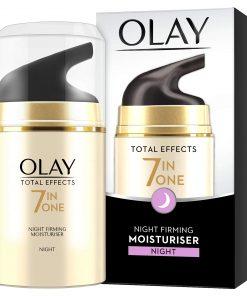 Kem dưỡng da ban đêm Olay Total Effects Night Firming Moisturiser 7in1