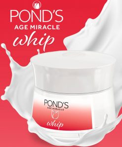 pond's age miracle whip cream