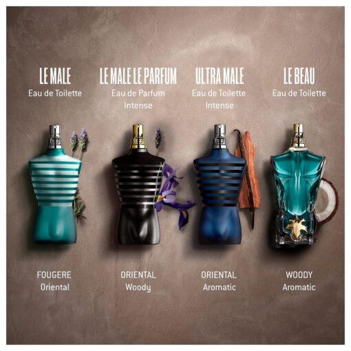 Nước Hoa Jean Paul Gaultier Le Male Le Parfum Eau De Parfum 125ml