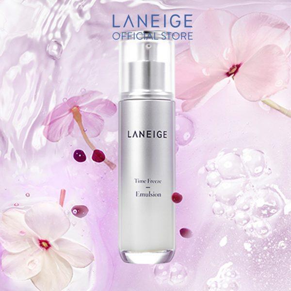 Sữa dưỡng da chống lão hóa Laneige Time Freeze Emulsion 100ml